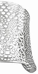 скоро в Unikat: ажурный браслет кафф из медицинской стали