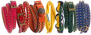 кожаные браслеты от Unikat