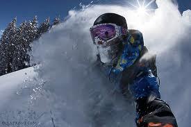 снуд - шарф для сноубордиста