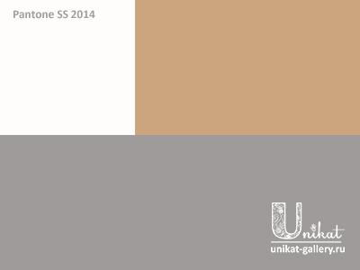 цветовые сочетания на основе серого Paloma