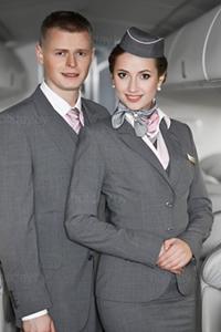 шейный платок в форме стюардесс БелАвиа