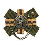 Брошь-орден с гербом
