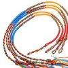 браслет плетеный шелковый